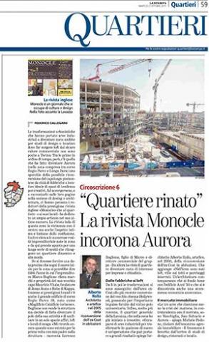 Studio Rolla La Stampa 27-10-2015